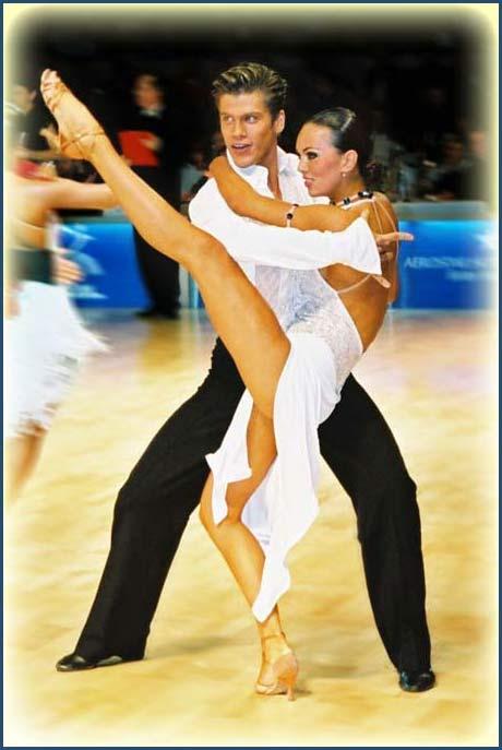 Спортивно-танцевальный клуб